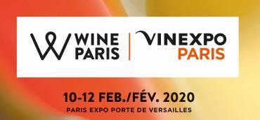 Vinexpo Paris: 11.02.2020